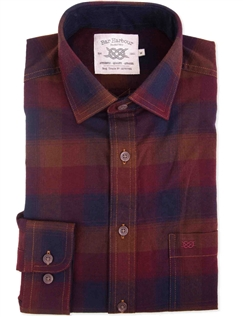 Bar Harbour Long Sleeve Check Shirt
