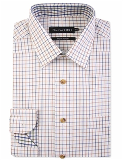 Warm Handle Check Shirt