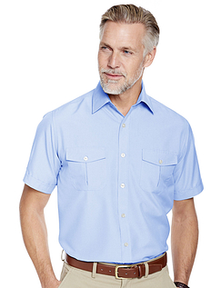 Pegasus Short Sleeve Pilot Shirt