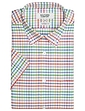 Southern Comfort Short Sleeve Multi Check Shirt