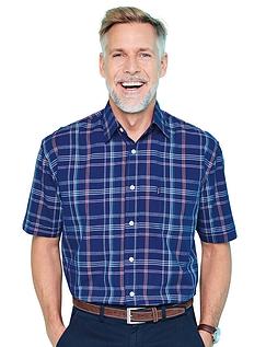 Champion Short Sleeve Check Shirt