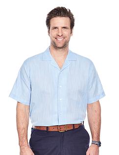 Strawtex Revere Collar Shirt