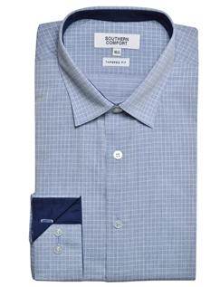 Southern Comfort Graph Check Shirt