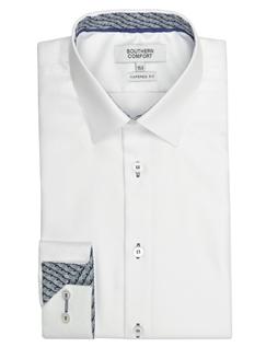 Southern Comfort Herringbone Weave Shirt