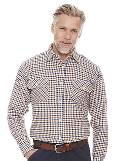 Town & Country Brushed Check Shirt
