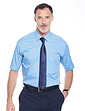Rael Brook Short Sleeved Shirt And Tie Set