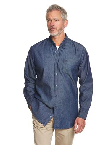 Stonewash Denim Shirt
