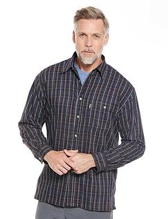 Champion Fleece Lined Shirt - Blue