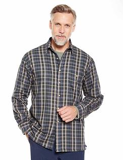 Champion Fleece Lined Shirt - Green