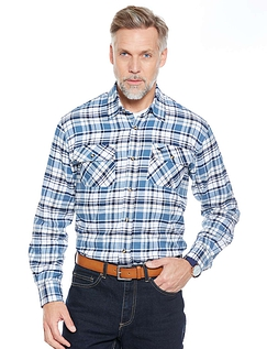 Brushed Check Shirt
