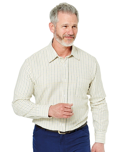 Pegasus  Tattersall Check Shirt