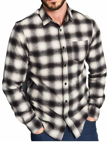 Shadow Check Shirt