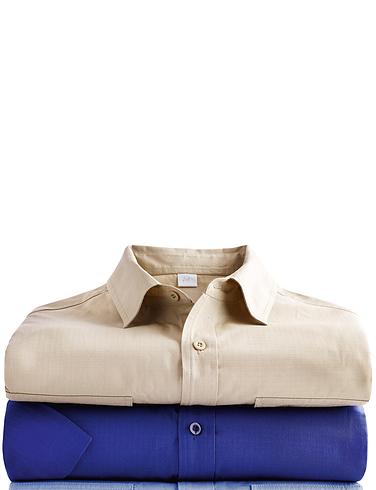 Short Sleeved Ripstop Shirt