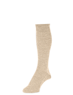 HJ Hall Cotton Bemuda Sock Single Pack