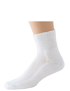 2 Pack Of Short Diabetic Socks