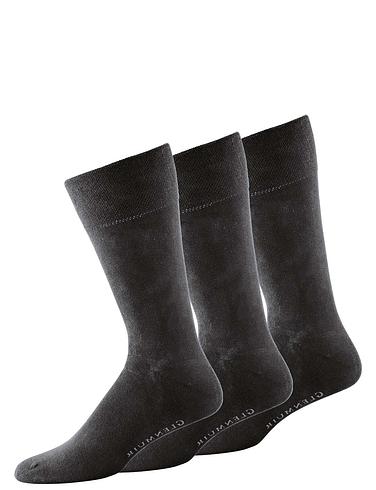 Glenmuir Pack of 3 Bamboo Socks
