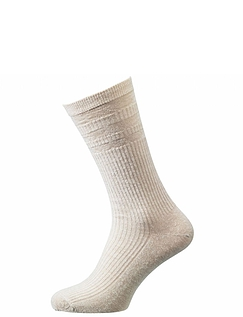 Pack Of 3 Wide Fit Cotton Rich Socks By Hj