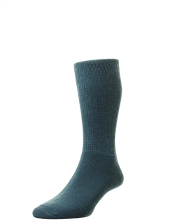 Diabetic 2 Pack Wool Sock