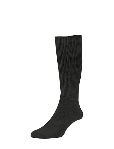 HJ Hall Pack of 2 Diabetic Wool Sock