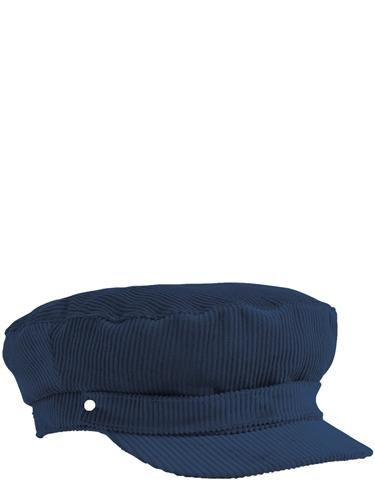 Corduroy Barge Cap