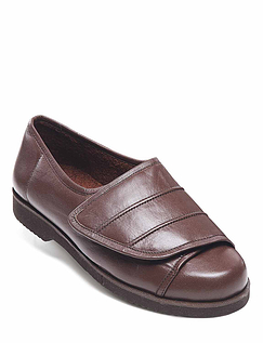 Leather Multi-Fit Shoe