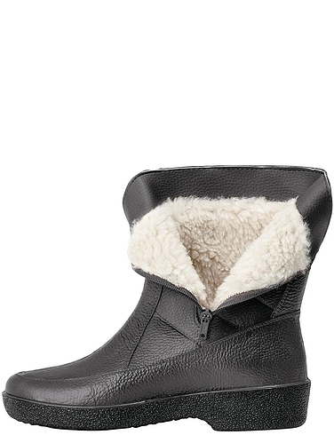 Fully Waterproof Fleece Lined Boot