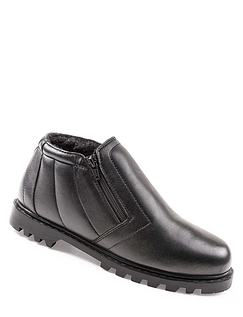 Standard Fit Thermal Lined Twin Zip Boot