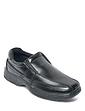 Cushion Walk Slip On Shoe With Gel Pad