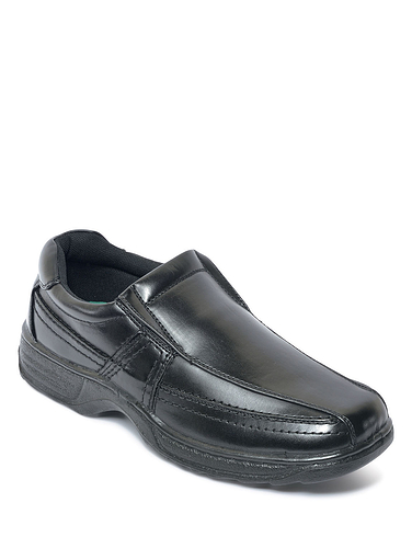 Mens Cushion Walk Slip On Shoe