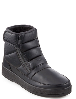 Dr Keller Wide Fit Thermal Lined All Weather Boot