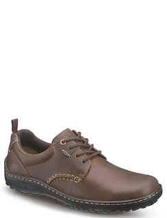 Hush Puppies 'Dual Fit' Belfast LeatherShoe