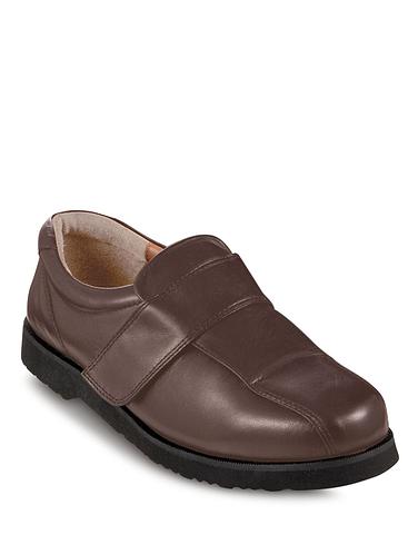 Leather Multi-Fit Shoe