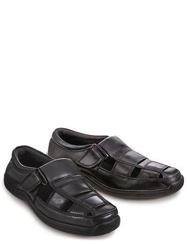 Leather Sandal/Shoe