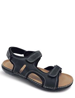 Fully Opening Sandal