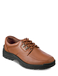 Leather Lace Walking Shoe