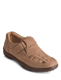 Cushion Walk Mens Wide Fit Sandal