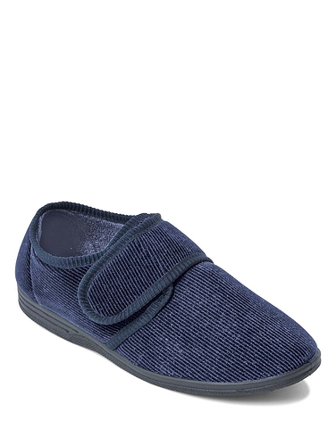 Washable Touch Fastening Slipper