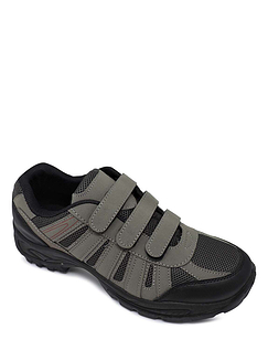 Dr Keller Touch Fasten Wide Fit Walking Shoe
