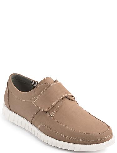 Cushion Walk Boat Shoe With Gel Pad