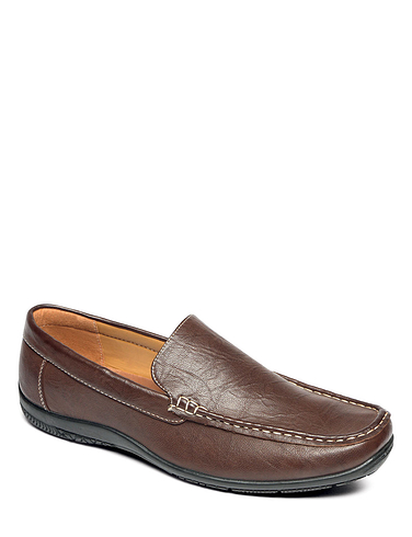 Moccasin Driving Shoe