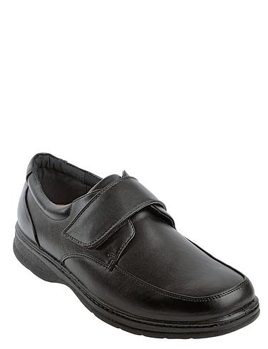 Mens Touch Fasten Shoe