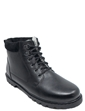 Leather Sherpa Lined Boot