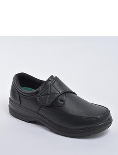 Touch Fasten Comfort Shoe