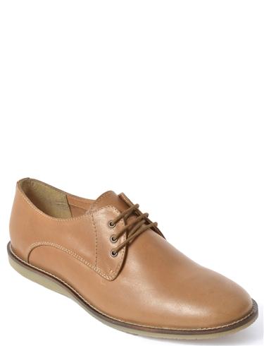 Premium Leather Lace Shoe.