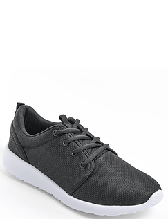 Ultra Lightweight Lace Trainer