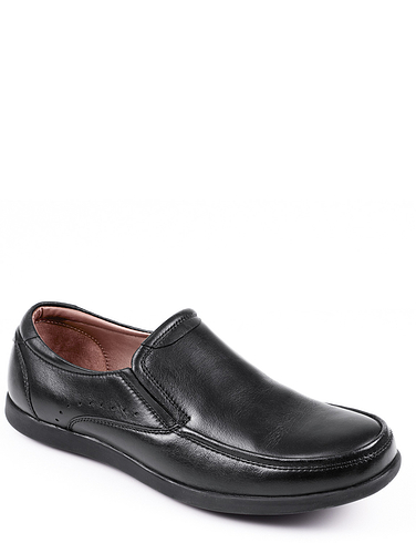Dr Keller Leather Wide Fit Driving Shoe