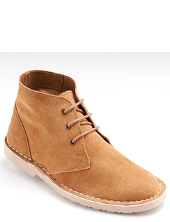 Pegasus Classic Suede Desert Boot Standard Fit