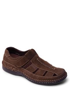 Padders Breaker Wide Fit Sandal Shoe