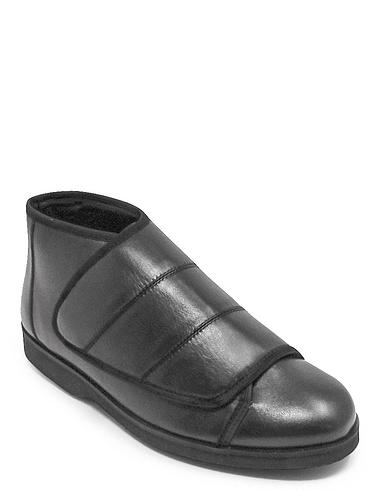Leather Multi Fit Boot