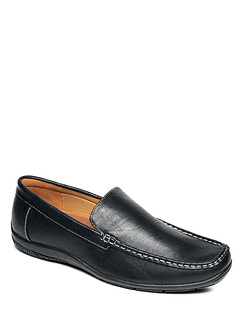 Mens Slip On Driving Shoes